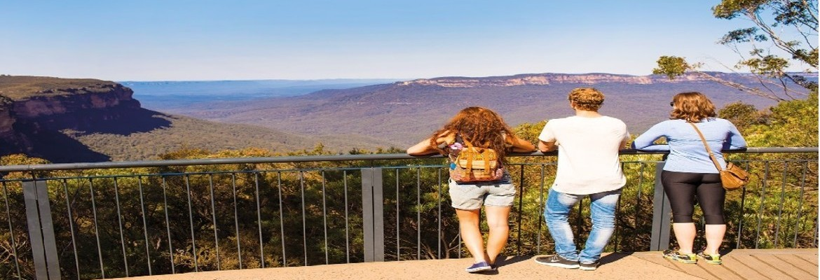 Sydney & The Blue Mountains 4 Day Tour from €700 pp
